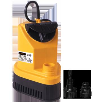 Utility Sump Pump 1585x - Gold Series