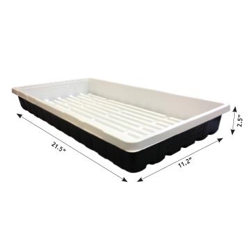 Clean & Strong Premium Propagation Tray 1020 No Holes - 2