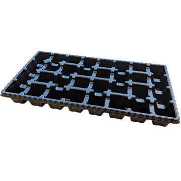 Square Pot Carry Tray