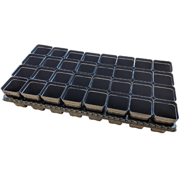 Square Pot Carry Tray - 2