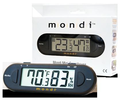 Mondi Mini Thermo-Hygrometer